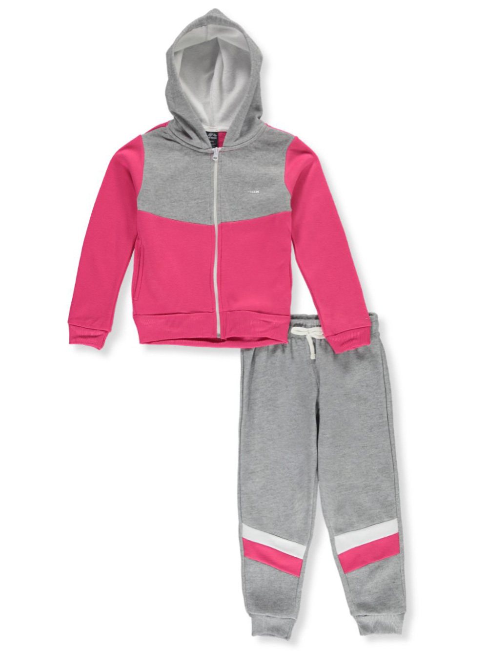 Shorts 2-Piece Sweatsuit Outfit