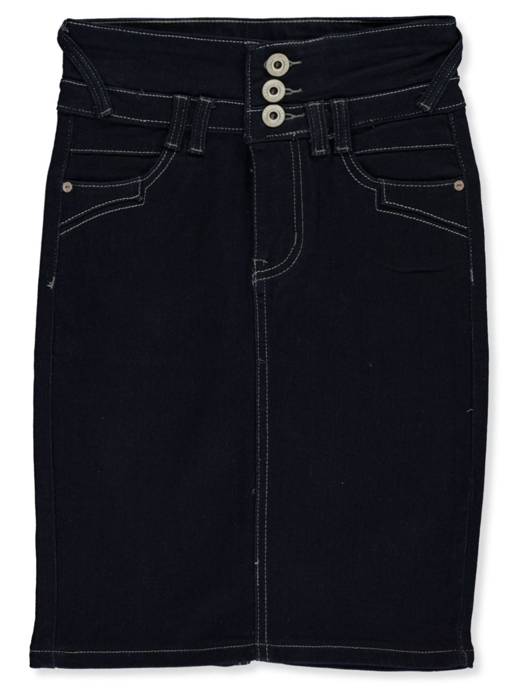 Girls Denim Skirts