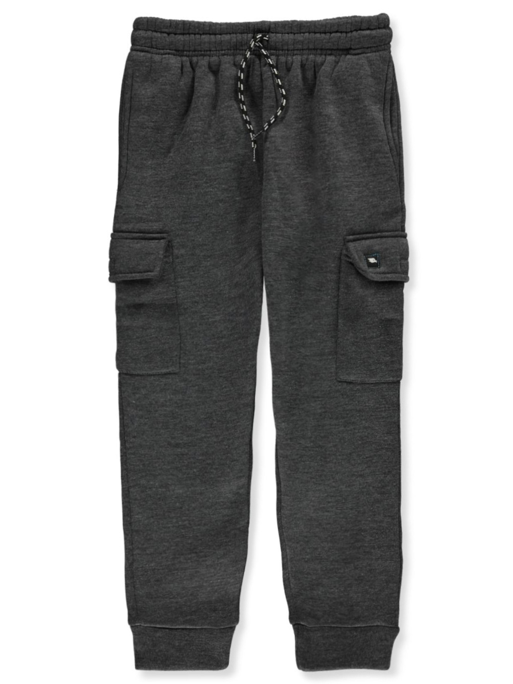 Boys Heather Gray Pants