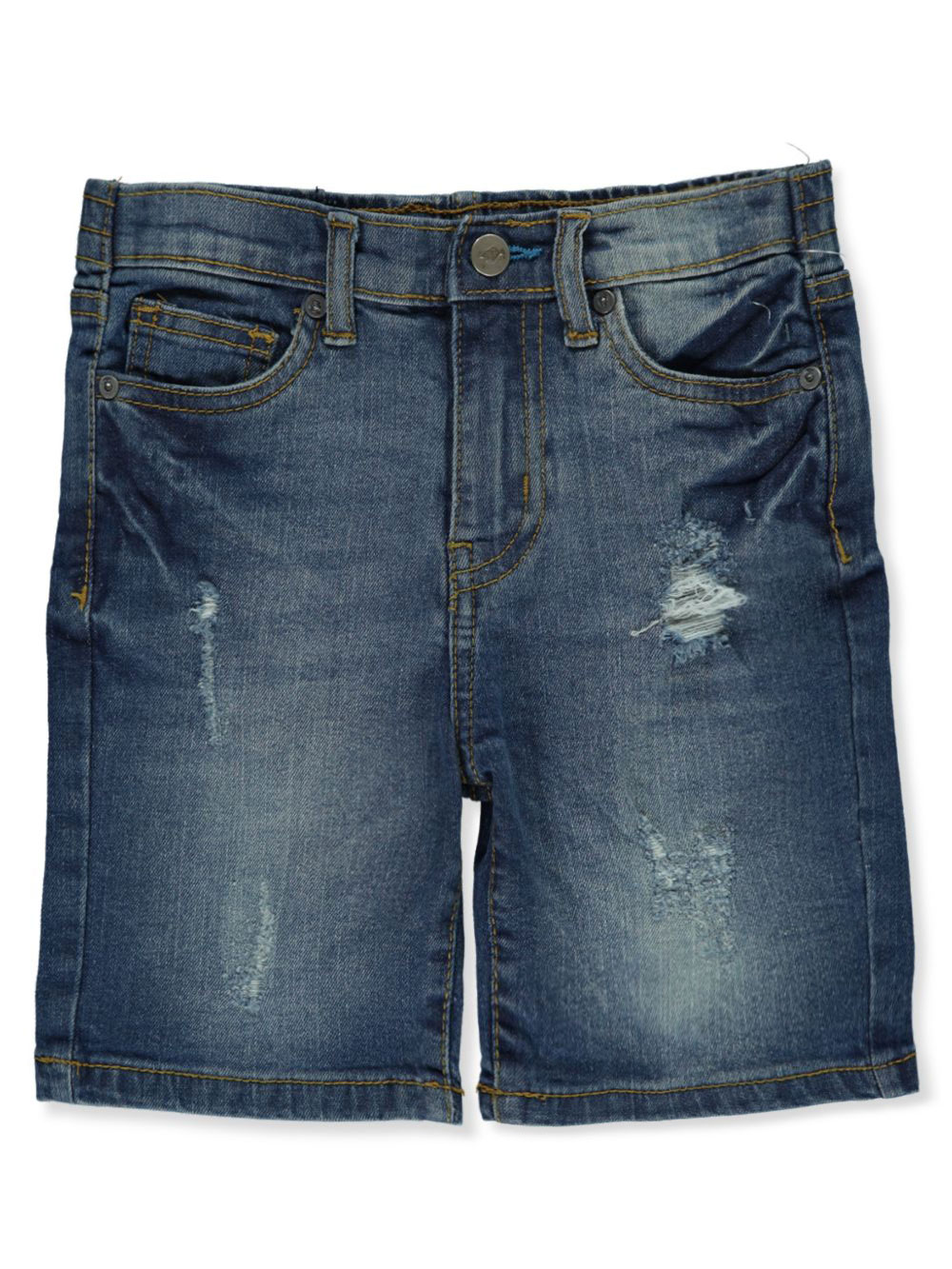 Boys' Pull-On Denim Shorts