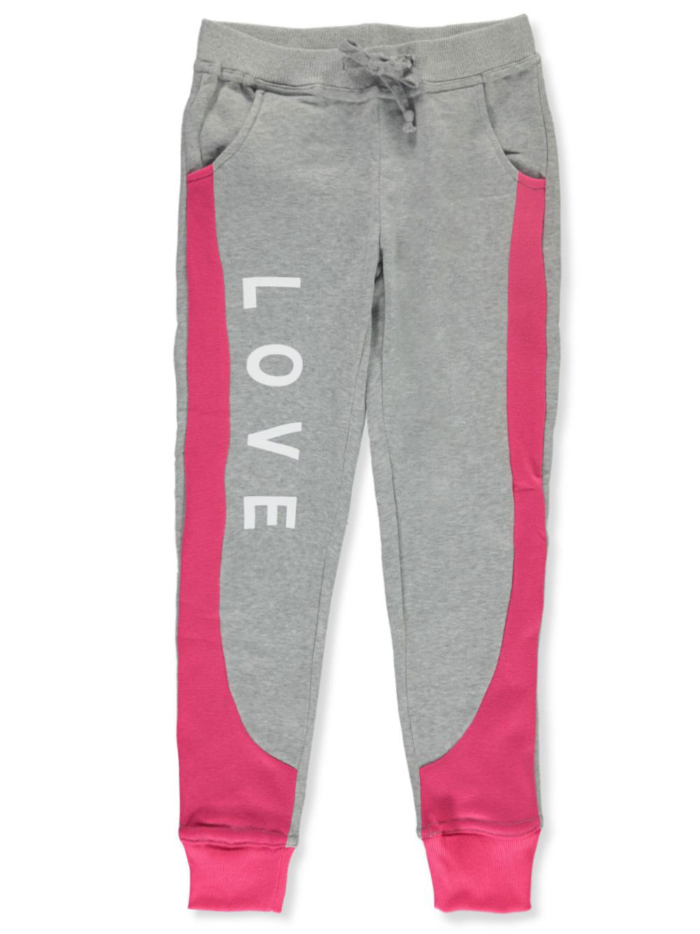 Light Gray Heather Sweatpants and Joggers