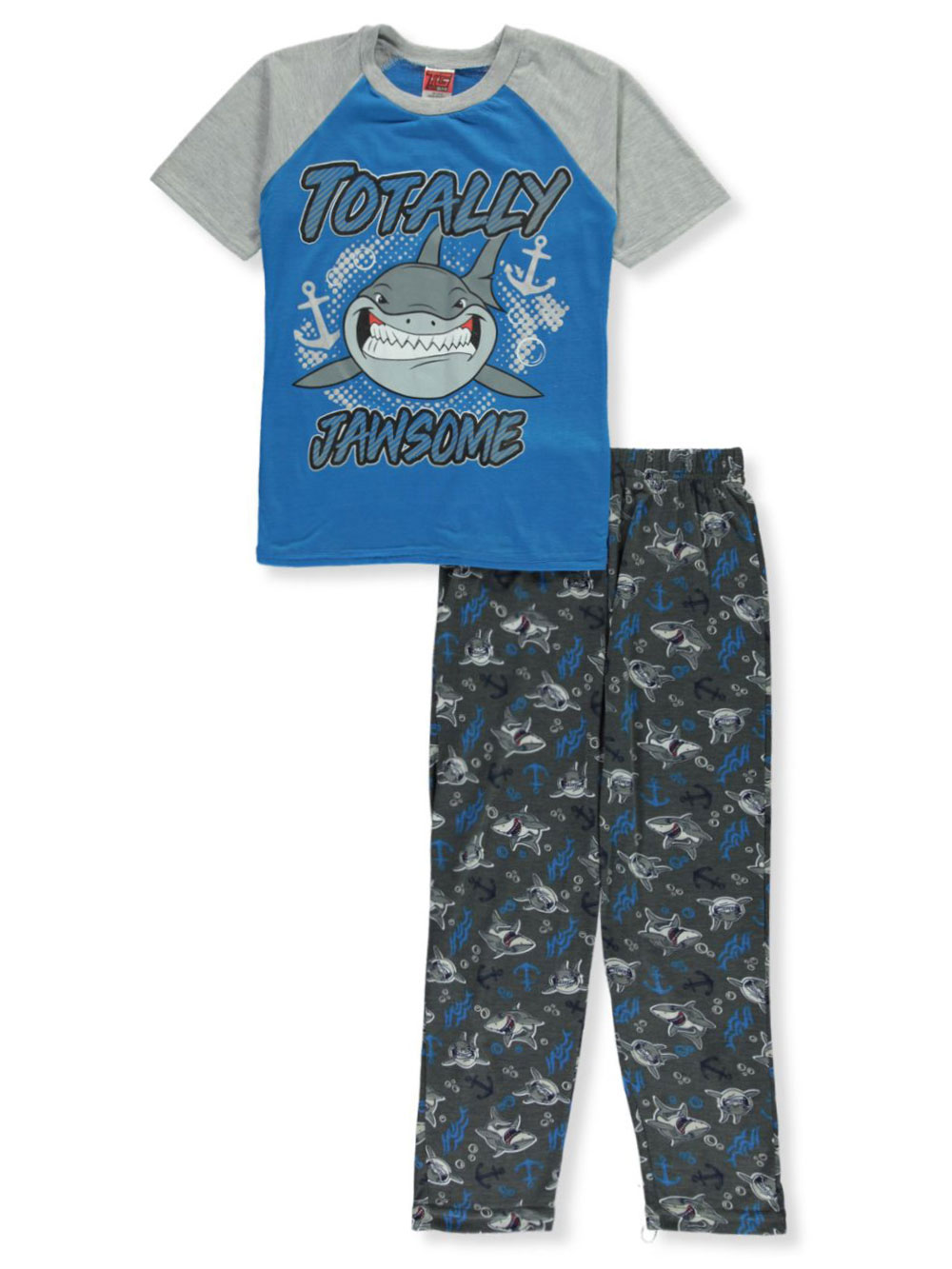 INTERESTPRINT Boys 4th of July 5T-2XL American Independence Day with Fireworks ComfortSoft Printed Boxer Briefs