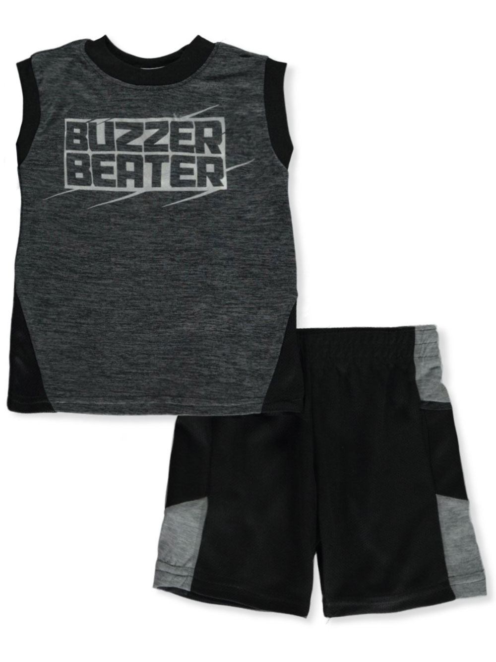 Boys Charcoal and Black Sets