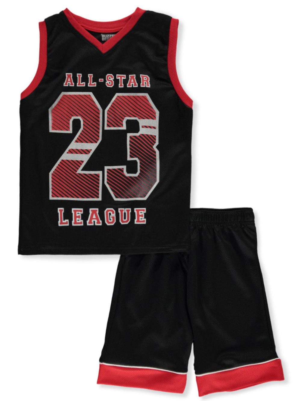 All-Star League 2-Piece Shorts Set Outfit
