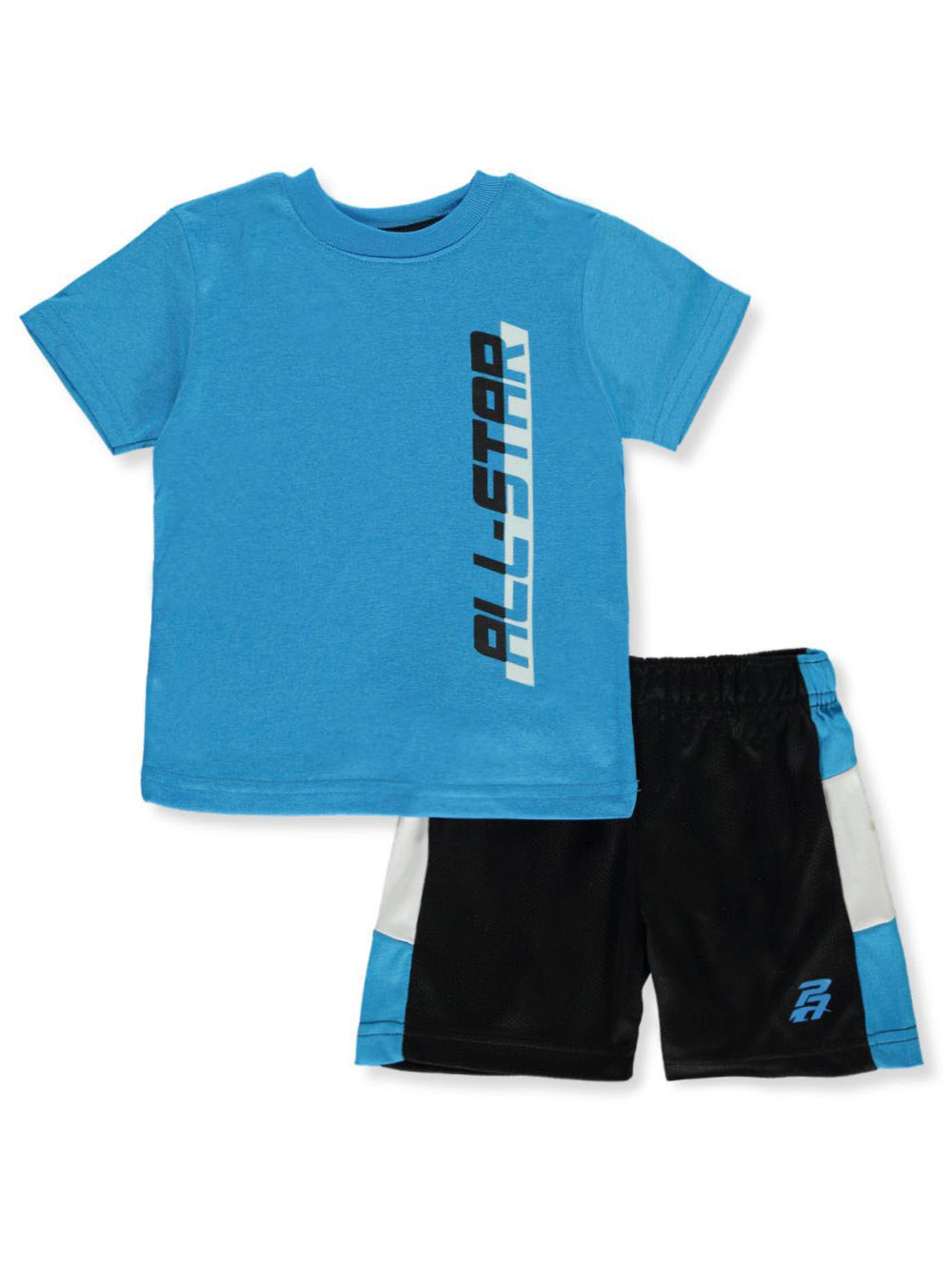Star 2-Piece Shorts Set Outfit