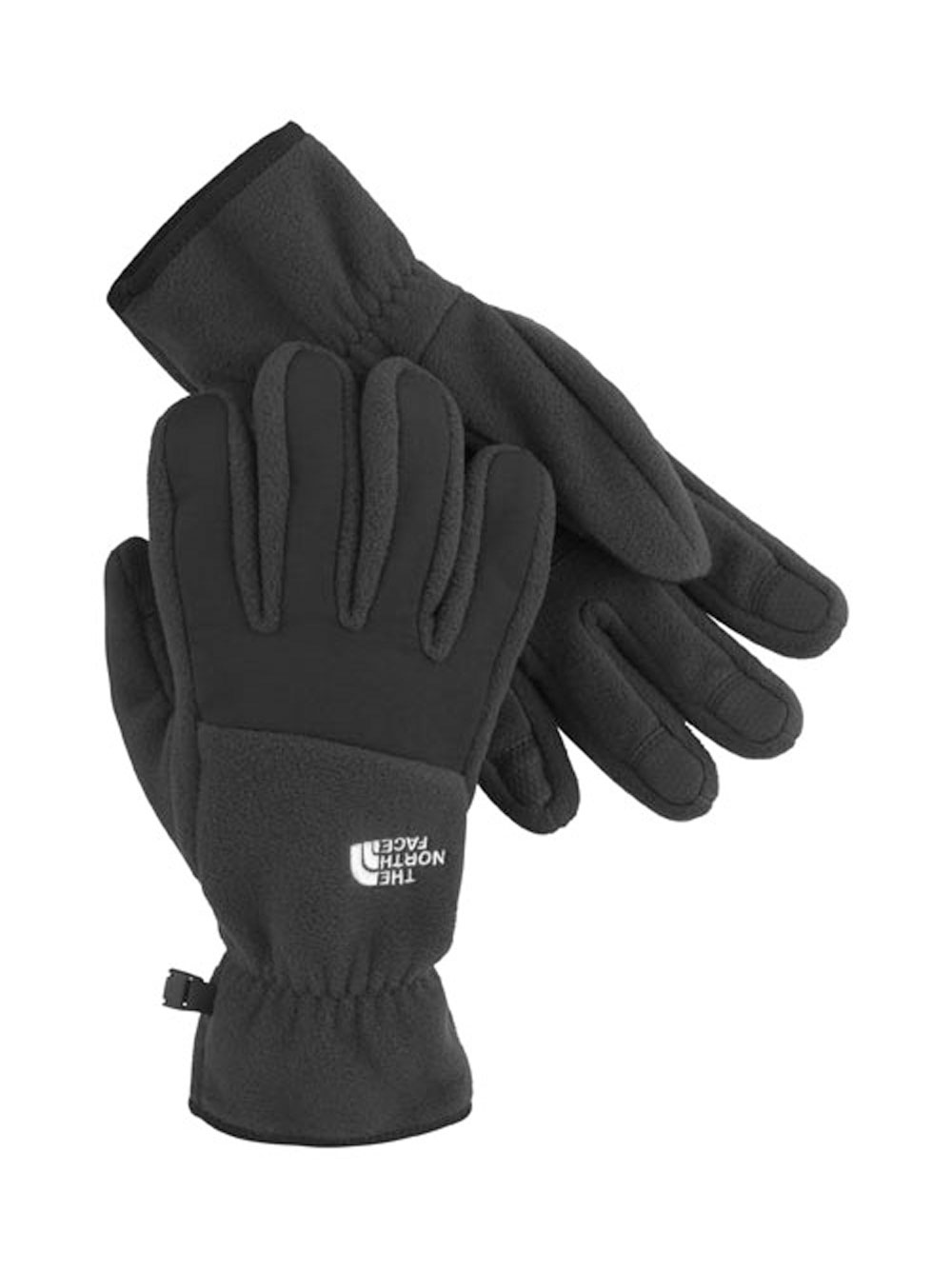 The North Face Men's Denali Glove (Sizes S - XL) - black, l