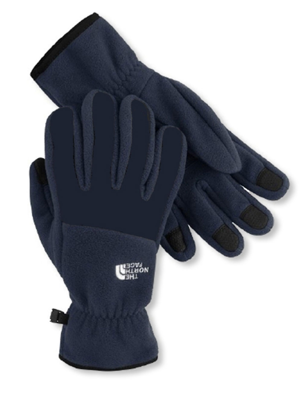 The North Face Men's Denali Glove (Sizes S - XL) - deepwater blue, m