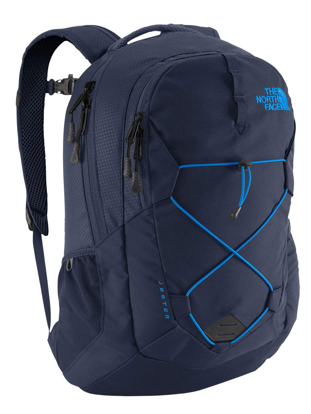 The North Face Jester Backpack - cosmic blue/bomber blue, one size