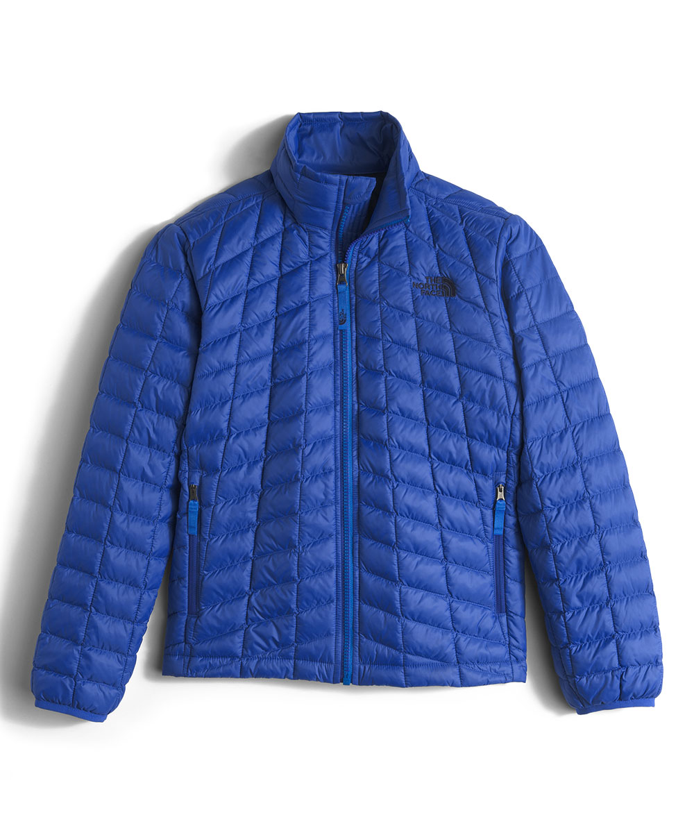 Image of The North Face Big Boys Thermoball FullZip Jacket Sizes 8  20  honor blue xl