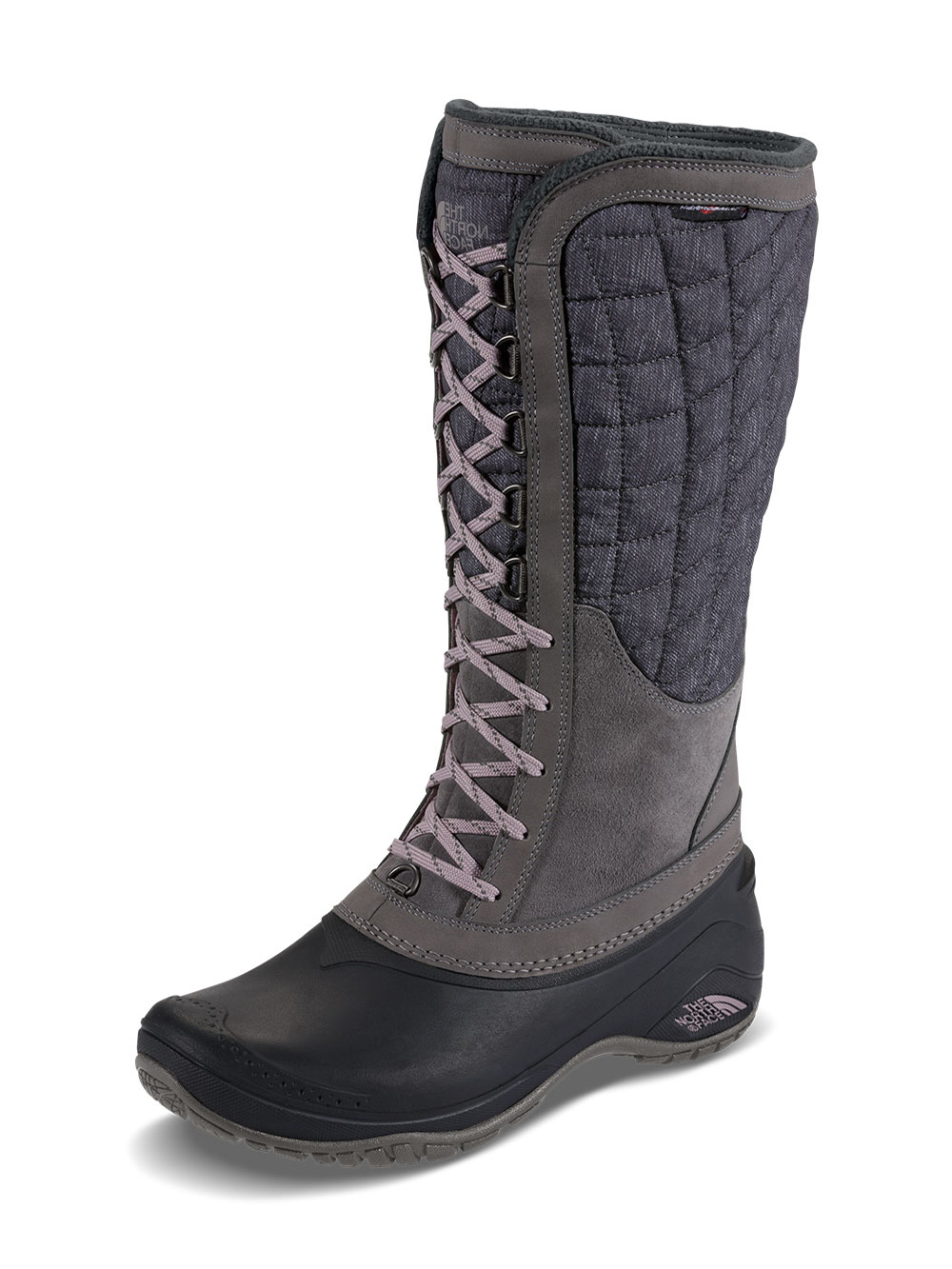 Iron Gate and Quail Gray Boots