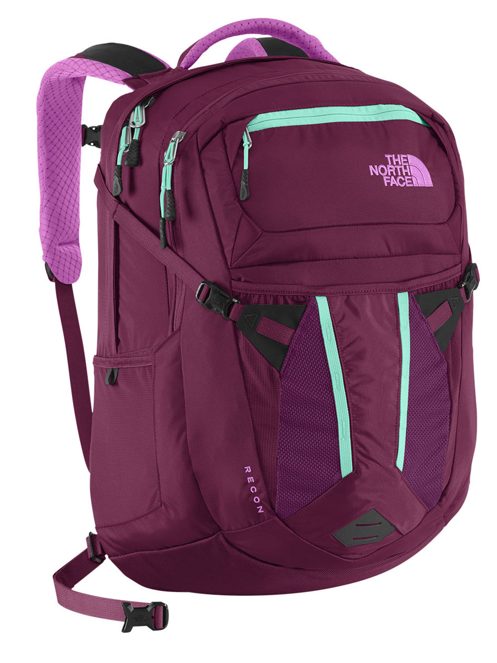 The North Face Women's Recon Backpack - purple/bonnie blue, one size