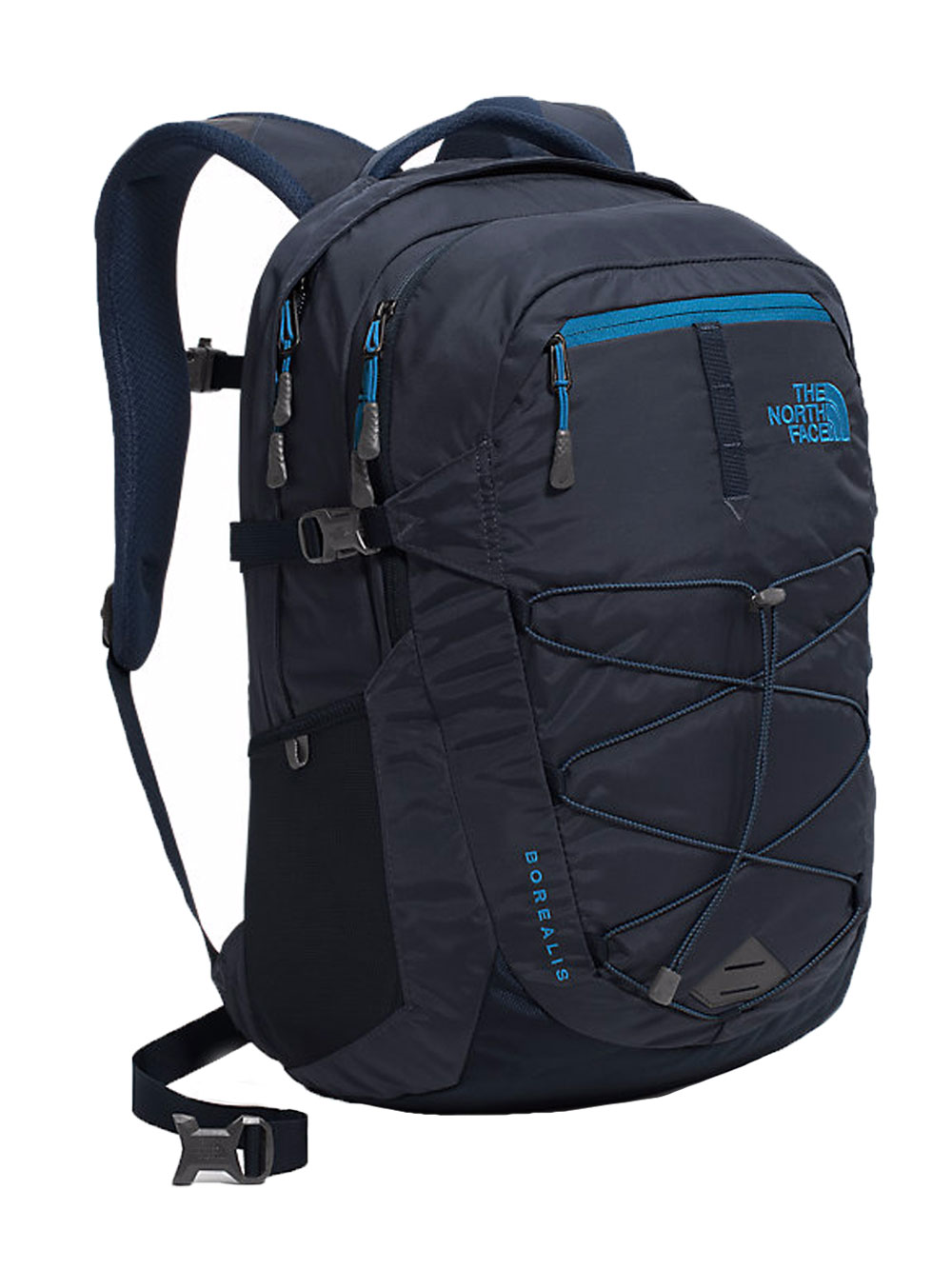 The North Face Borealis Backpack - urban navy/banff blue, one size
