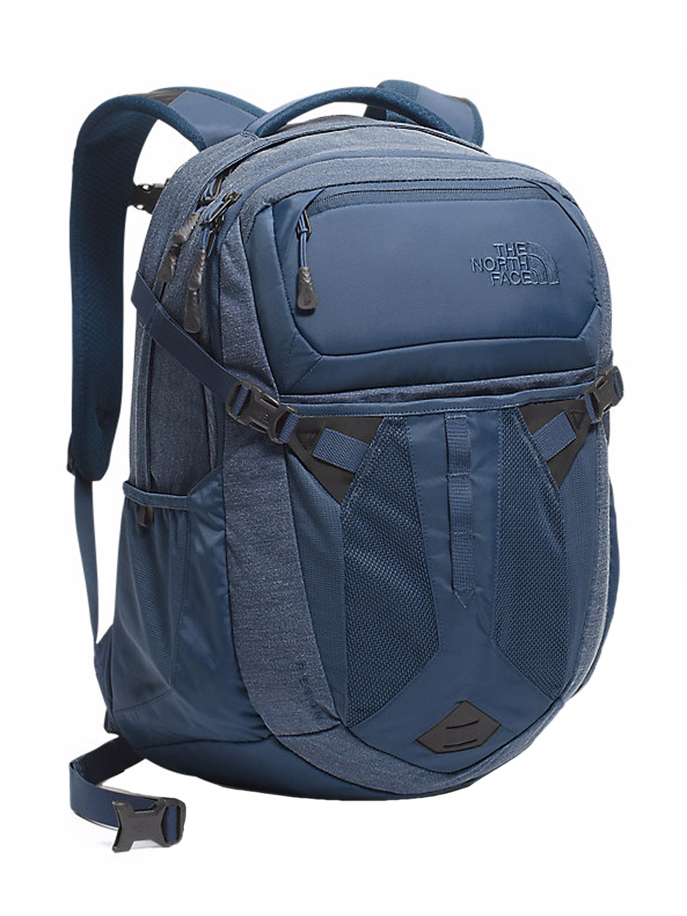 The North Face Recon Backpack - shady blue heather/shady blue, one size