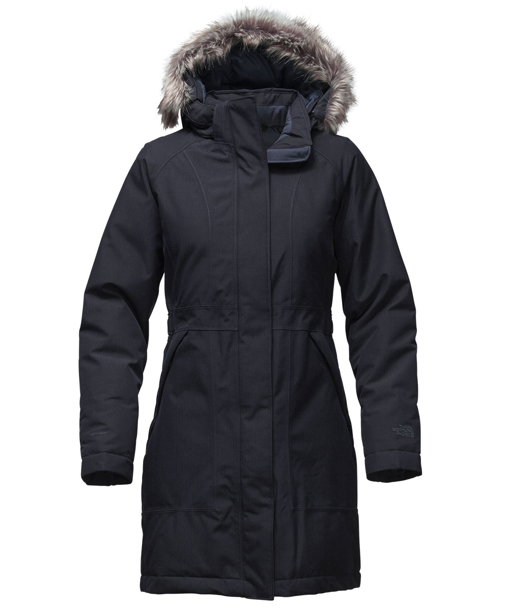 The North Face Women's Arctic Down Parka (Sizes XS - L) - urban navy heather, xs