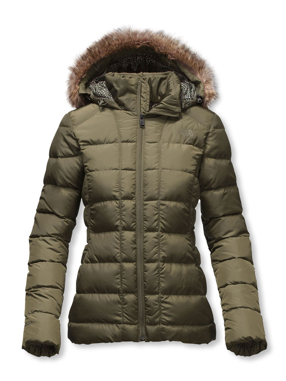 24cab6758 Women's Gotham Down Jacket by The North Face in Grape leaf from Cookie's  Kids