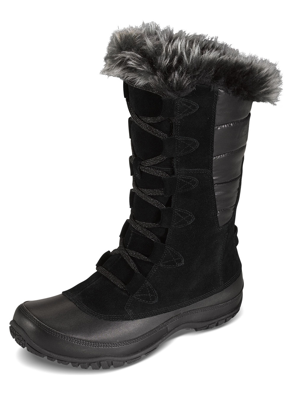 111bbe362 Women's Nupste Purna Boots by The North Face in iron gate/quail gray ...