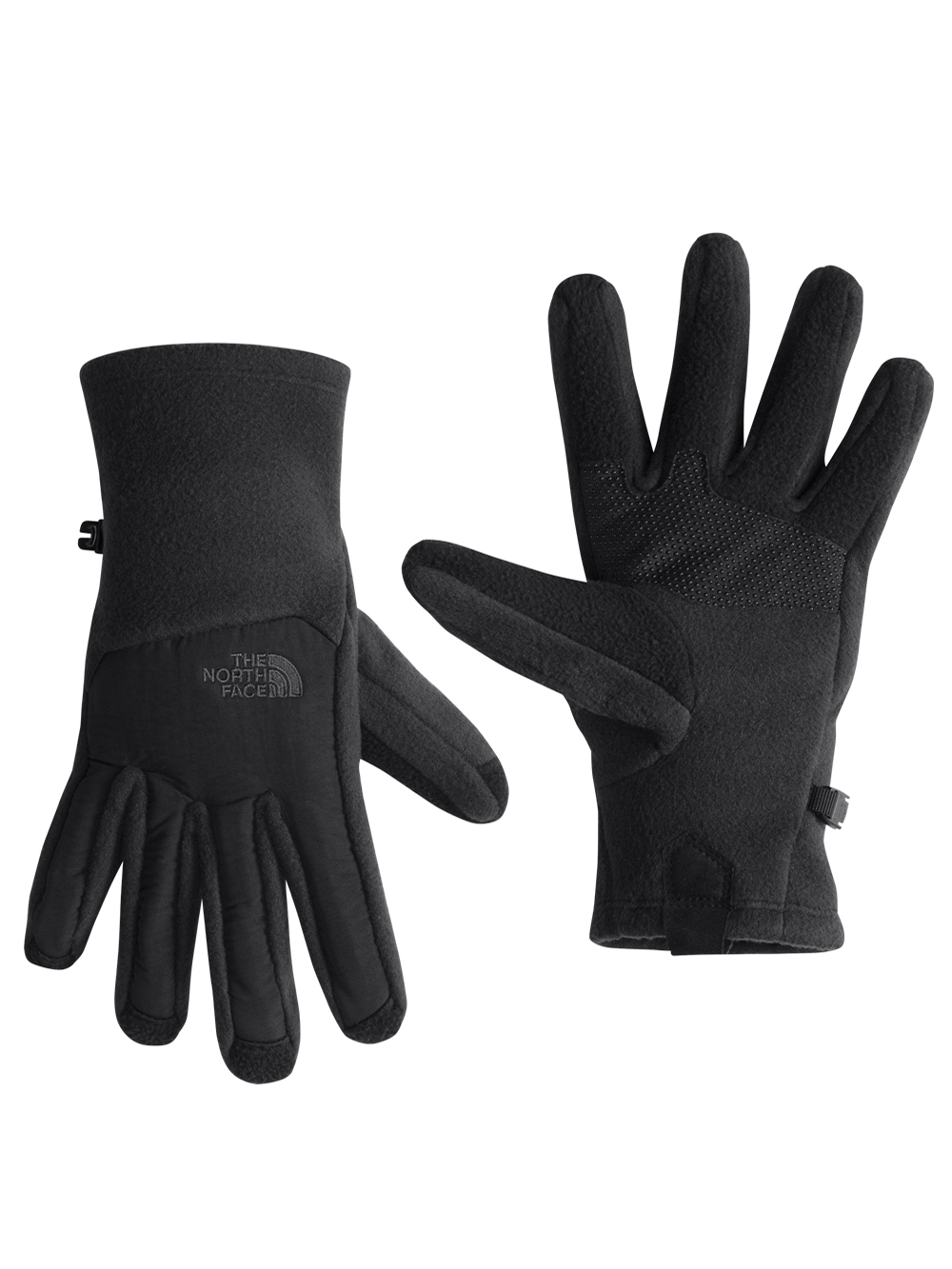 The North Face Men's Denali Etip Gloves (Sizes S - XL) - black, s