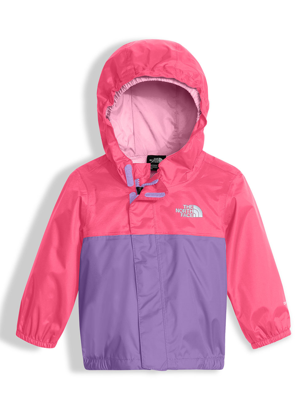 b877518f32e1 The North Face Baby Girls  Tailout Rain Jacket