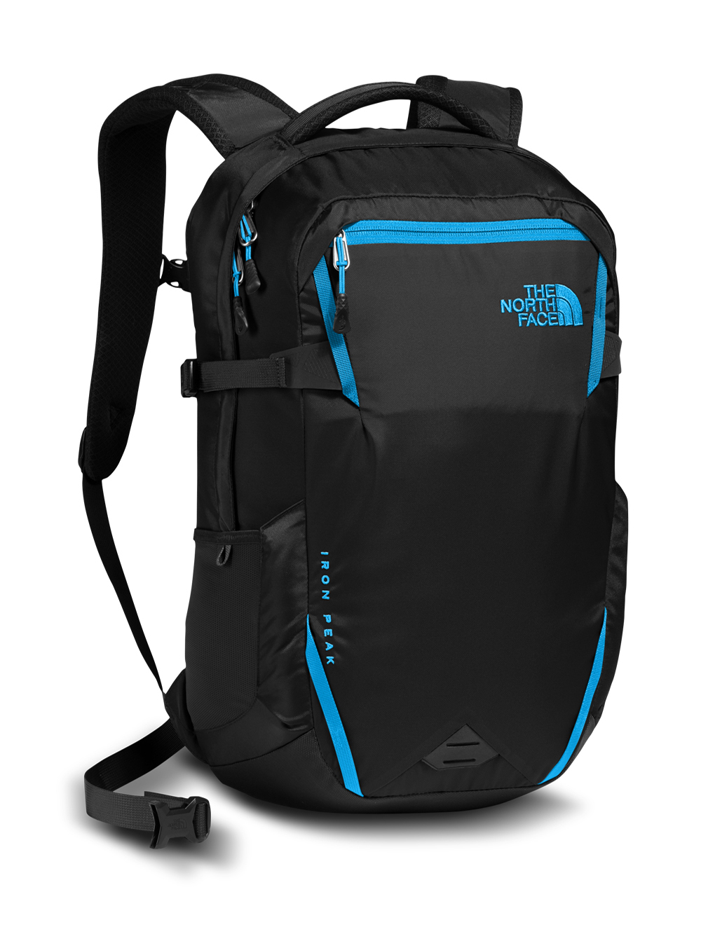 The North Face Iron Peak Backpack - black/hyper blue, one size