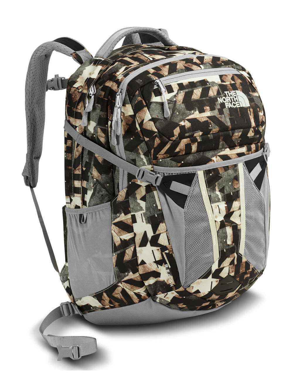 cb339620f Women's Recon Backpack by The North Face in Vintage white pieces print