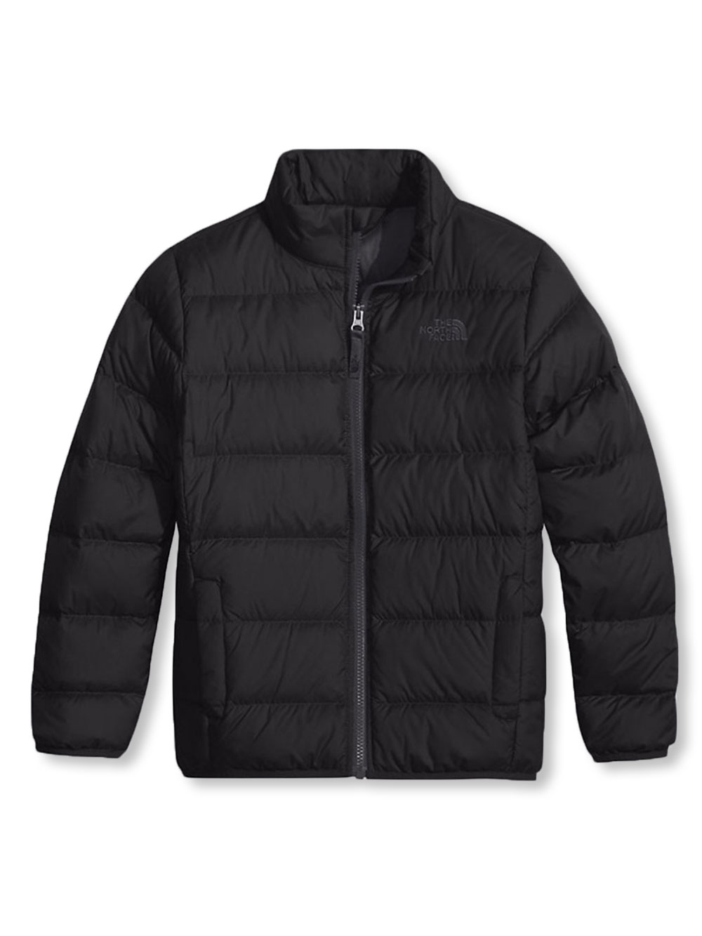 d188b7a40 Big Boys' Andes Down Jacket by The North Face in black and cosmic ...