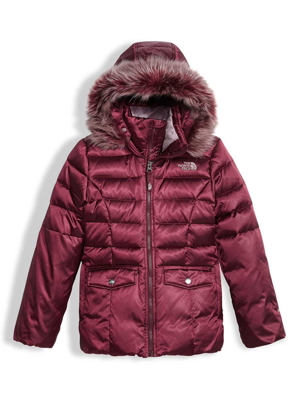 c02b8cd81 The North Face Little Girls' Gotham 2.0 Down Jacket (Sizes 4 – 6X)