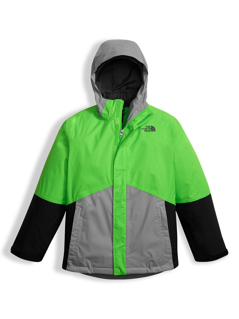 2c428e303 The North Face Big Boys' Boundary Triclimate Jacket (Sizes 7 – 20)
