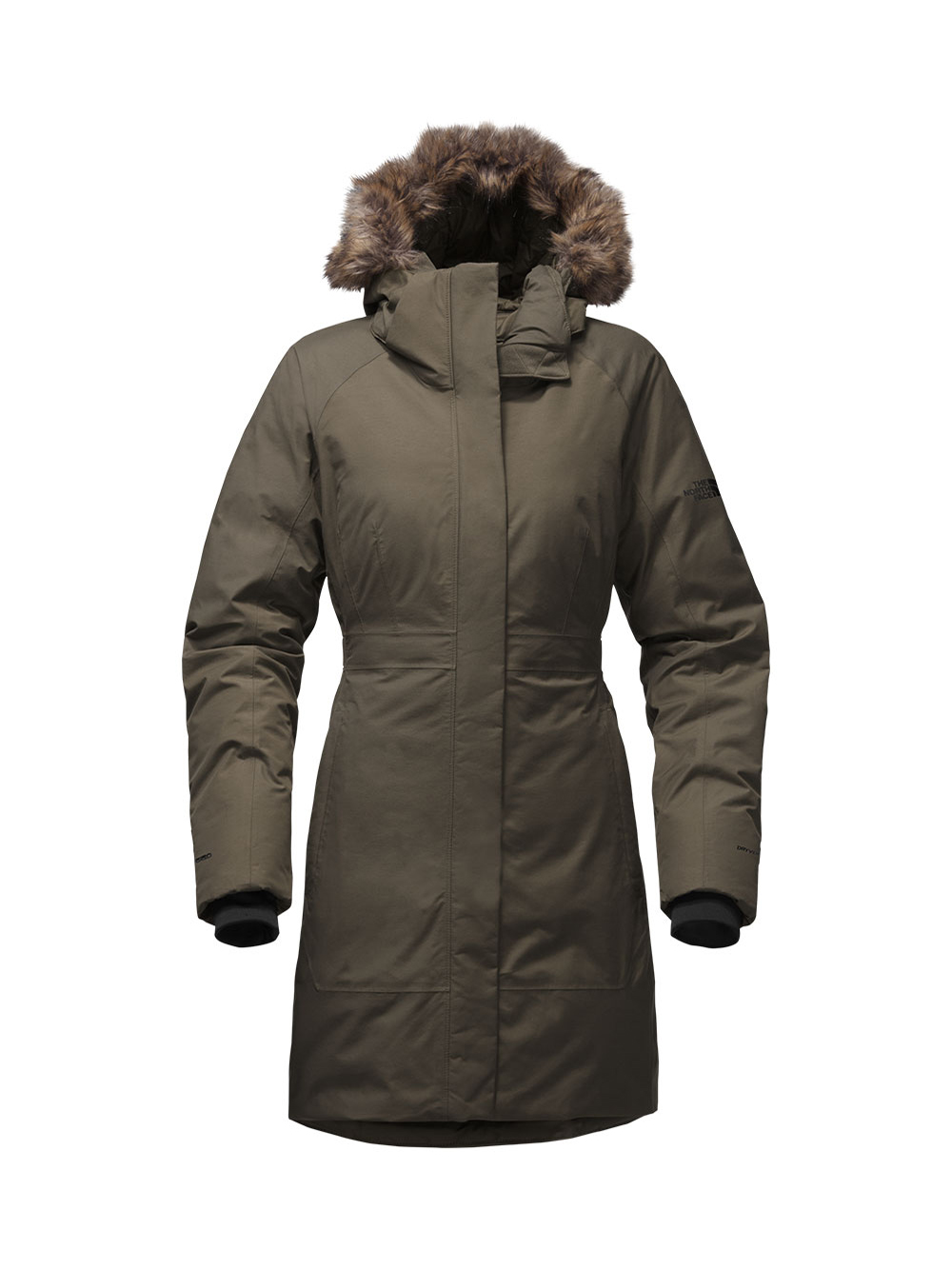c5e6f1afe Women's Arctic Parka II by The North Face in dark eggplant purple, new  taupe green, sequoia red, tnf black and urban navy from Cookie's Kids