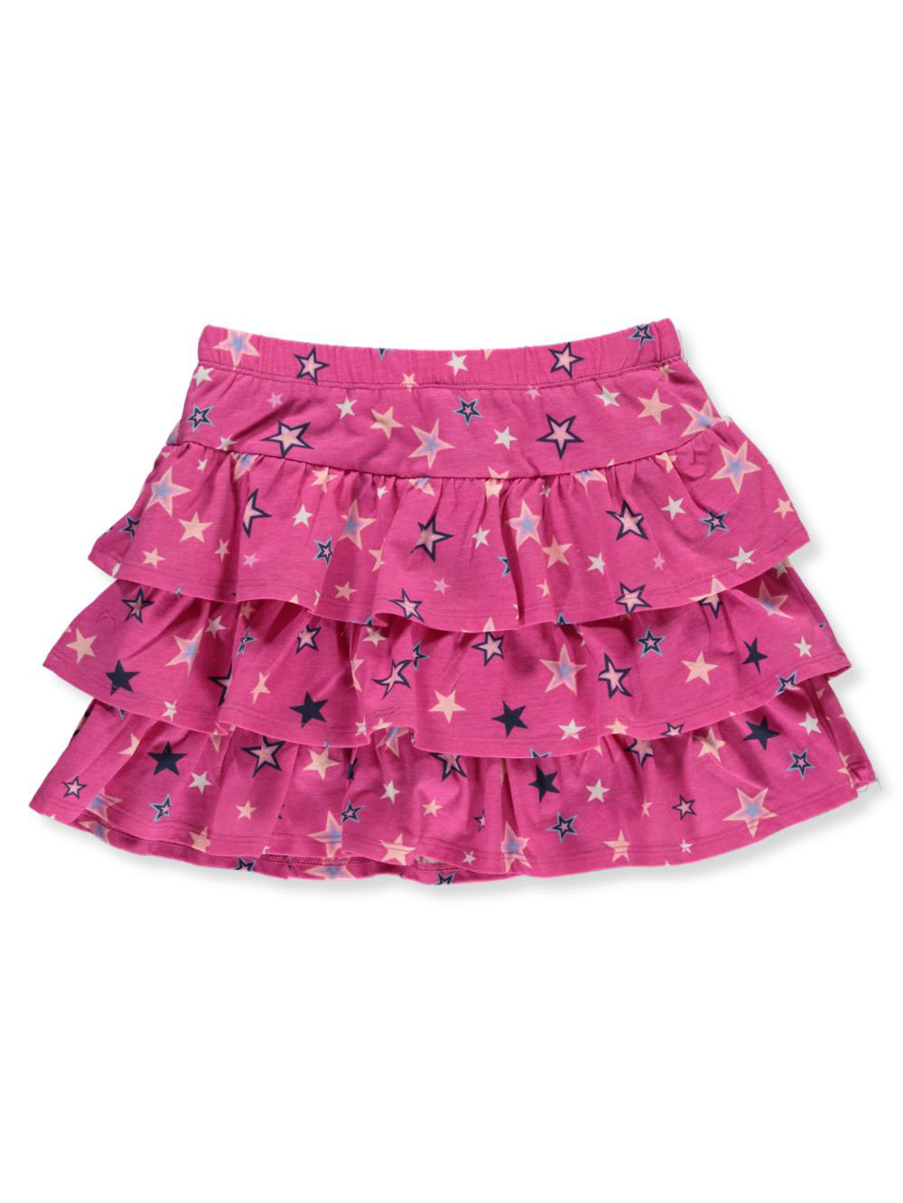 Girls' Tiered Ruffle Skort