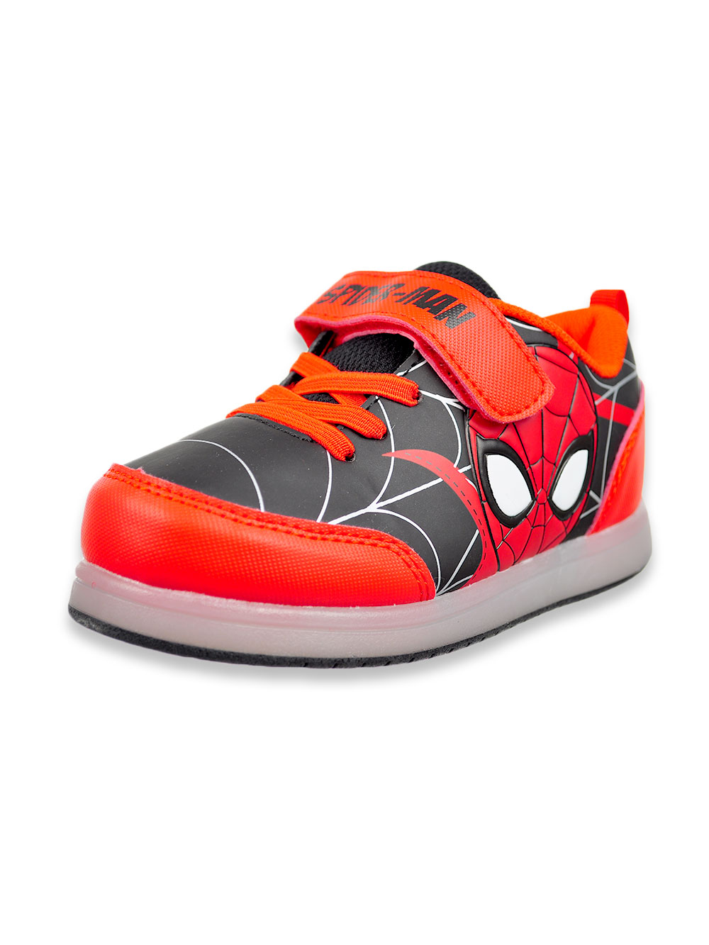 Sneakers Spider-Man Light-Up Hi-Top