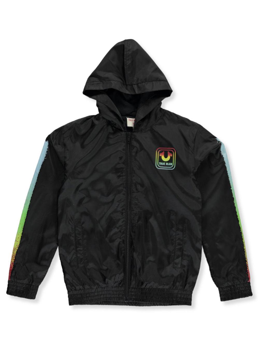 iXTREME Boys Camo Jacket W//Mesh Lining Jacket