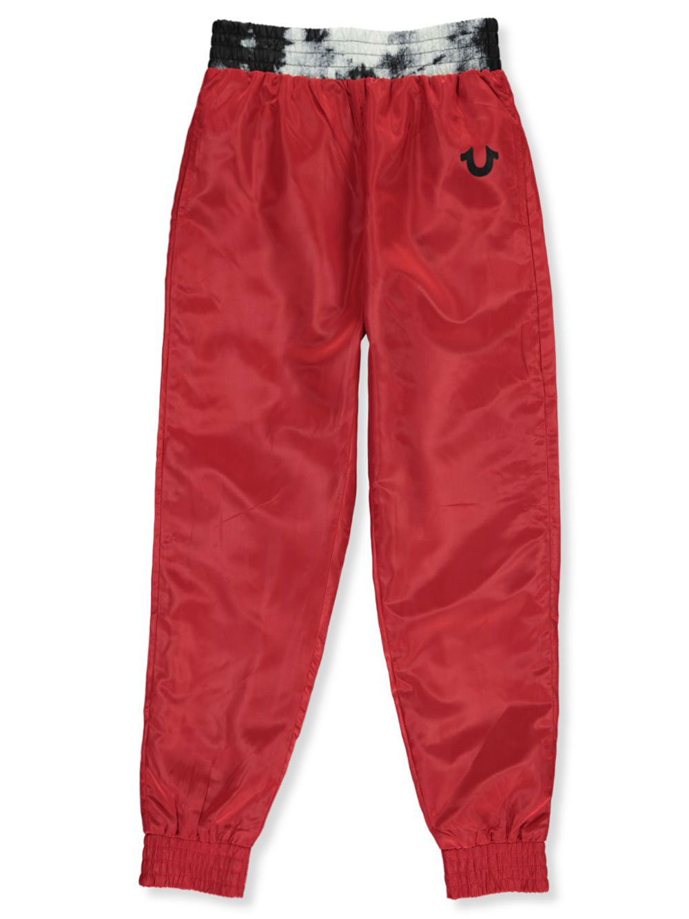 Girls Red Sweatpants and Joggers