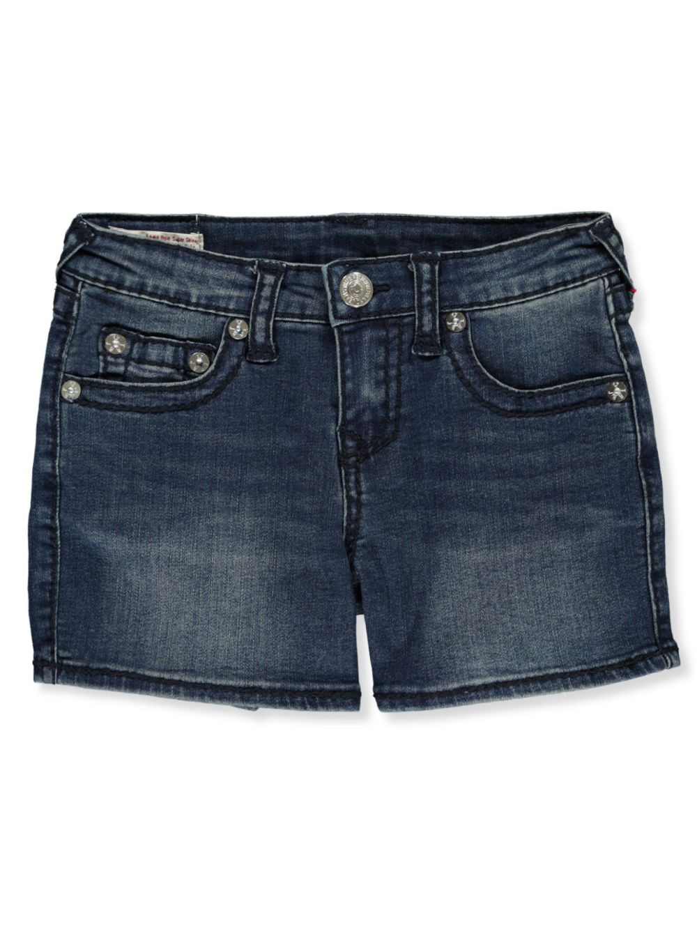Shorts Denim with Logo