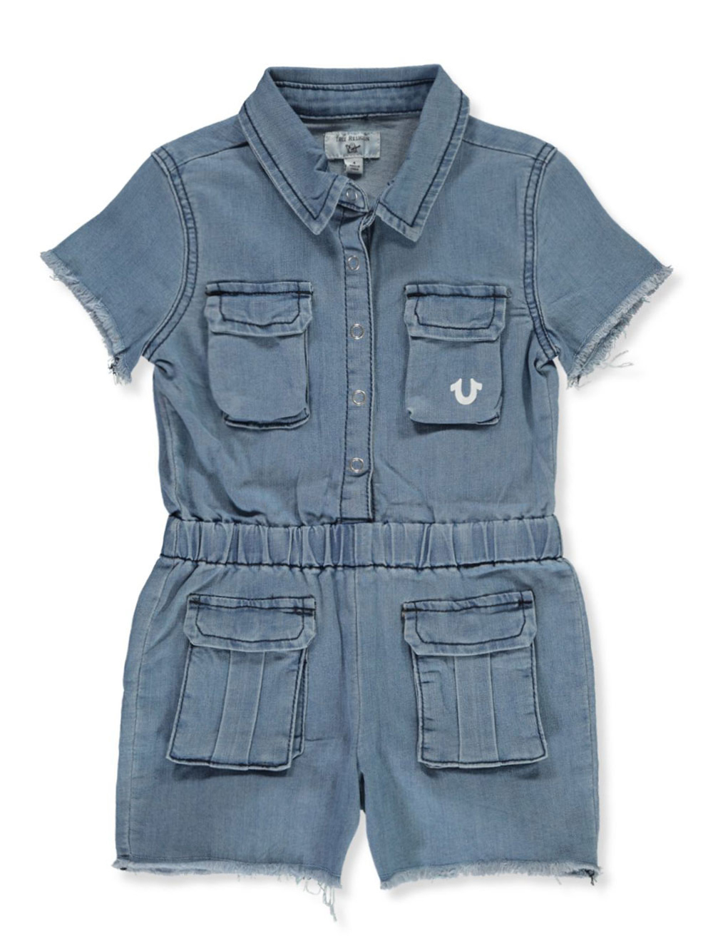 Girls Overalls Jumpers