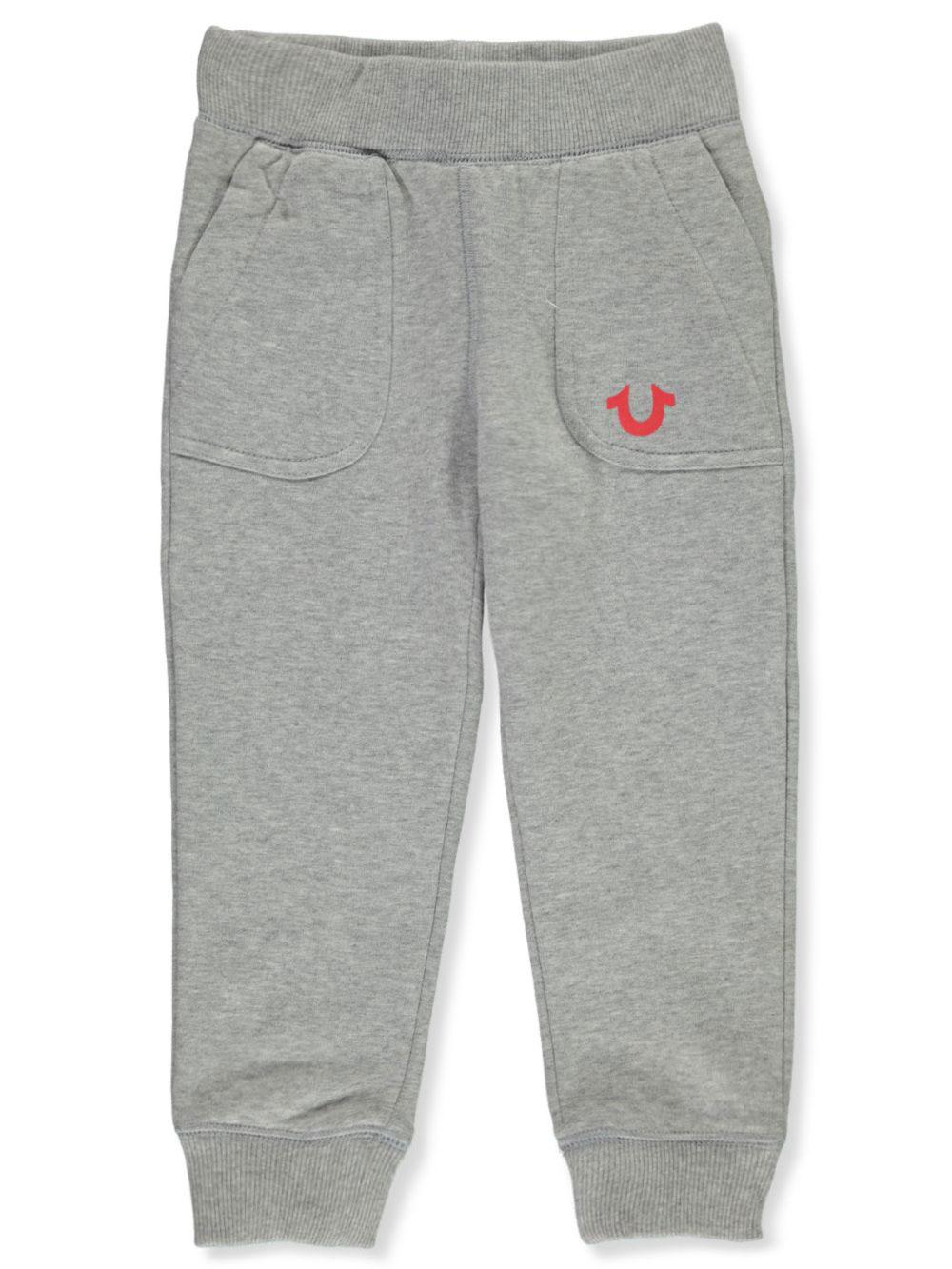 Girls Heather Gray Sweatpants and Joggers