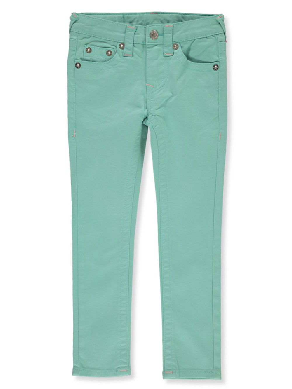 Girls Green Jeans