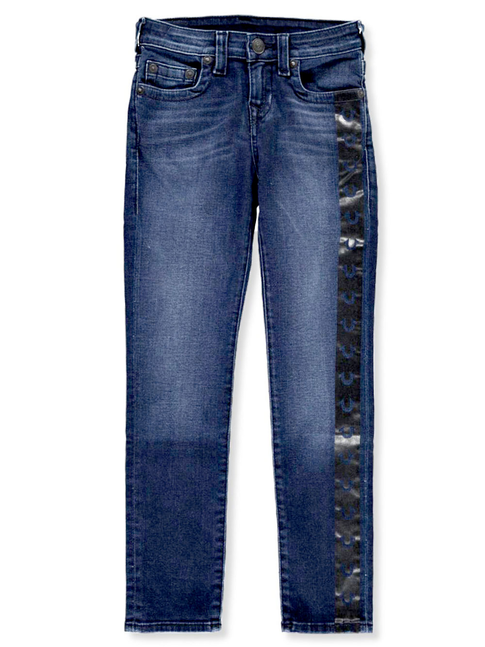 Boys' Leg Stripe Jeans
