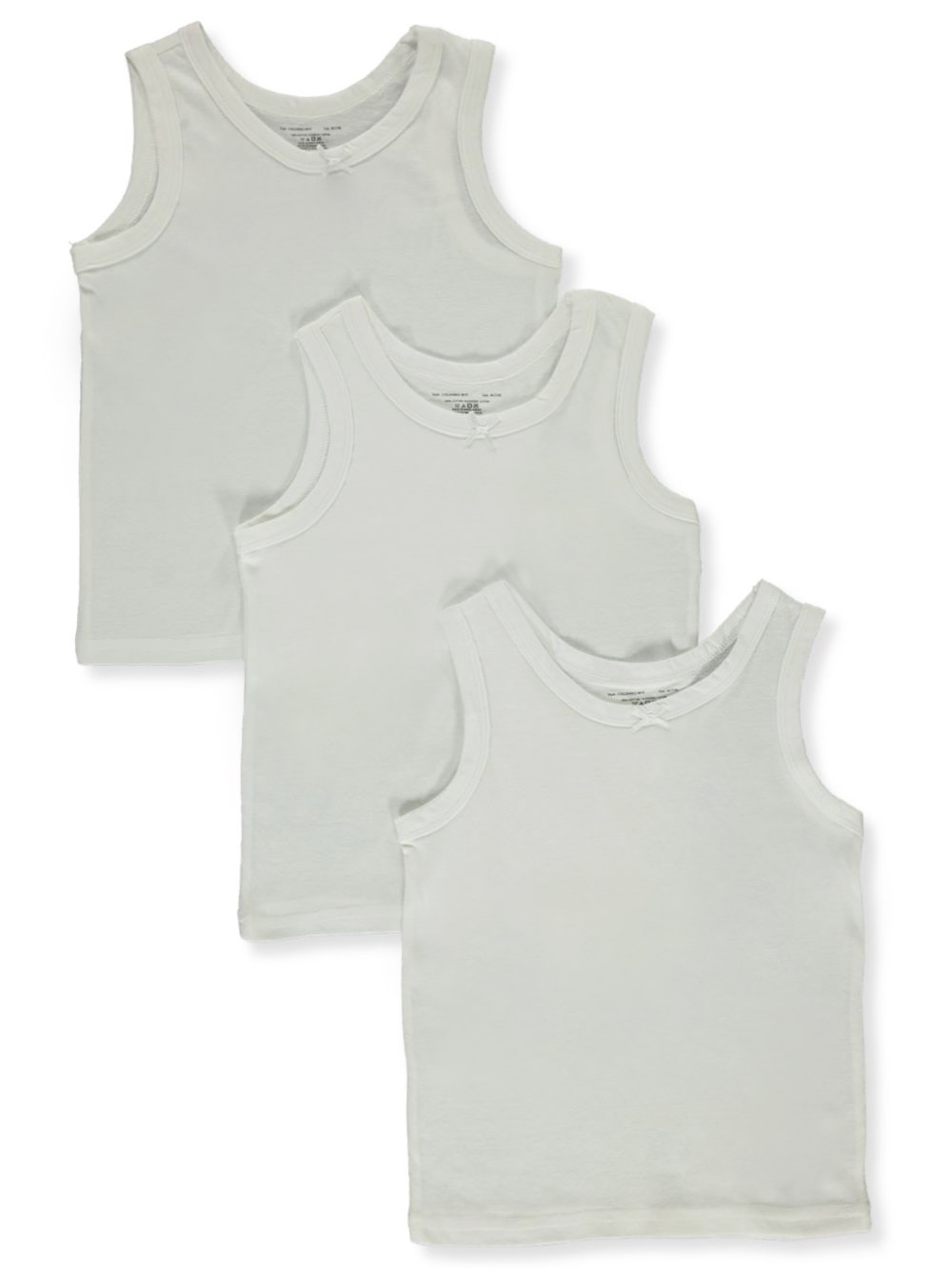 Undershirts 3-Pack Tank Tops