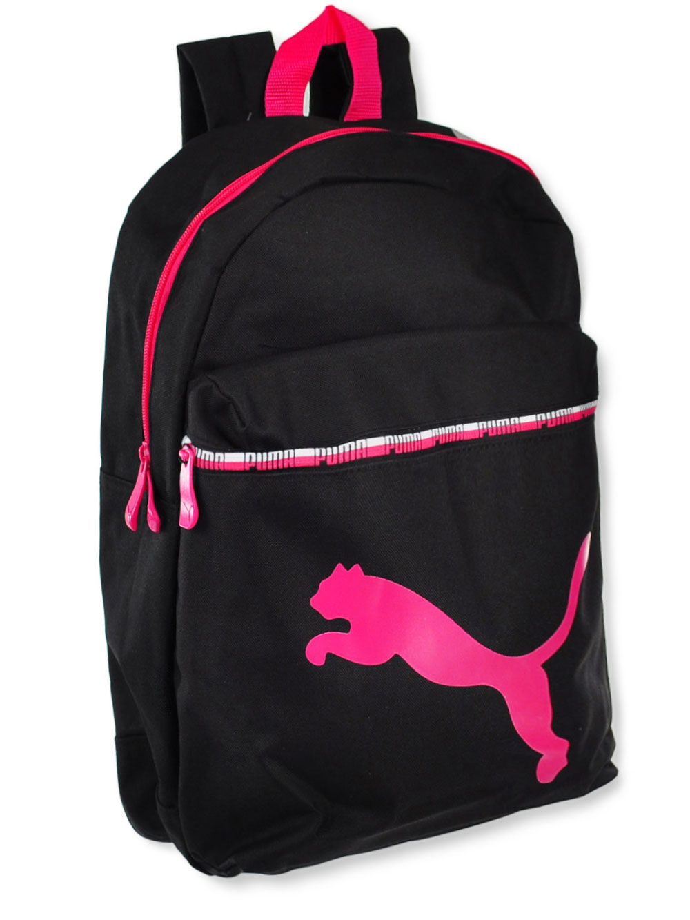 Backpack by Puma in Black/pink from