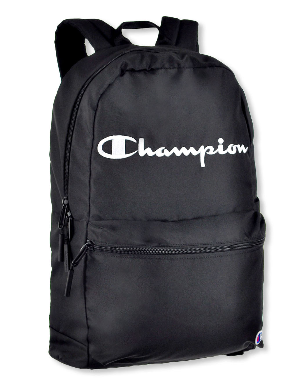 Boys Black and Multicolor Backpacks
