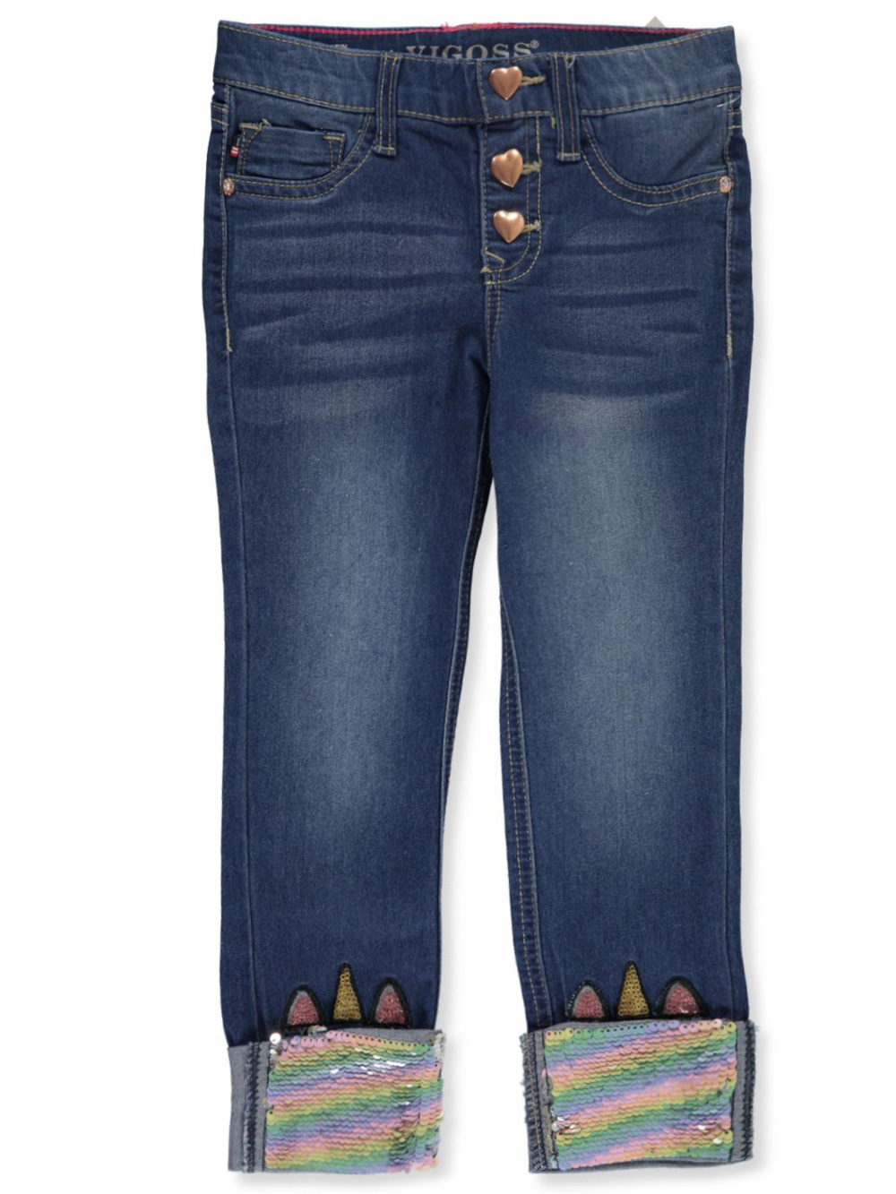 Jeans Cropped Skinny