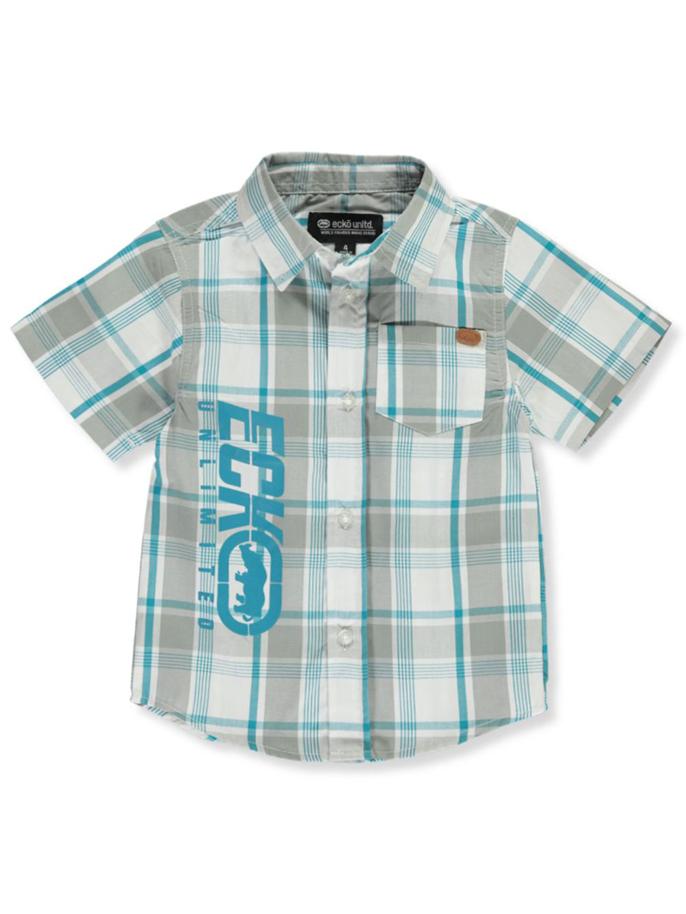 Boys Multicolor Button-Downs