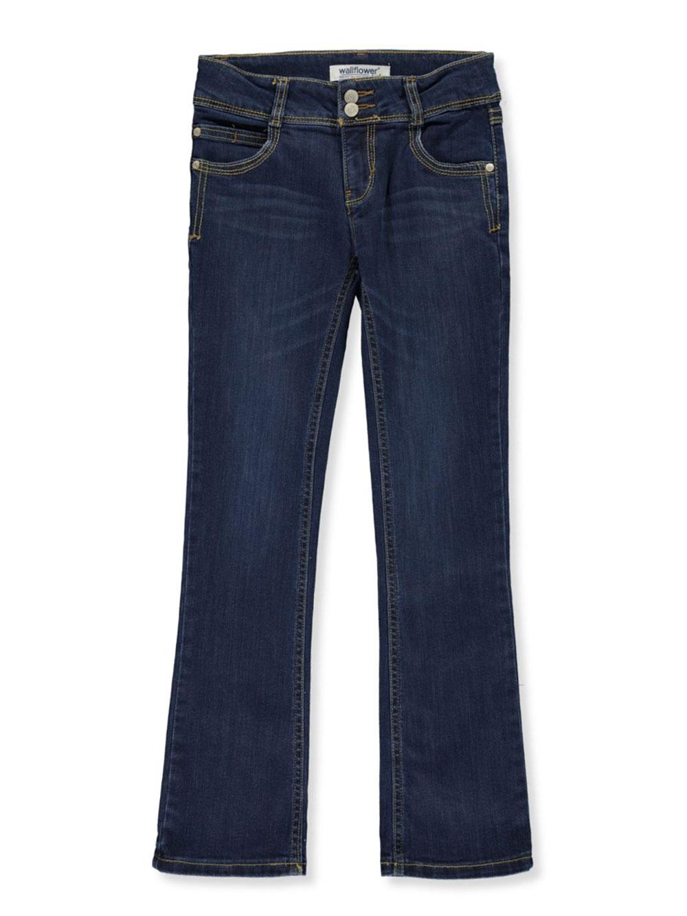 Girls Bootcut Jeans By Wallflower In Denim From Cookie S Kids