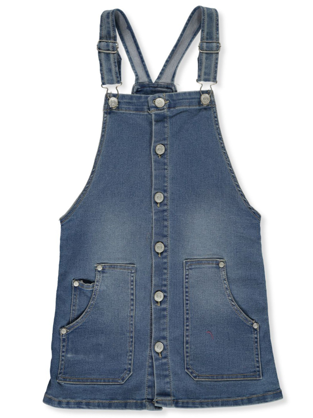 Overalls and Jumpers Button Front