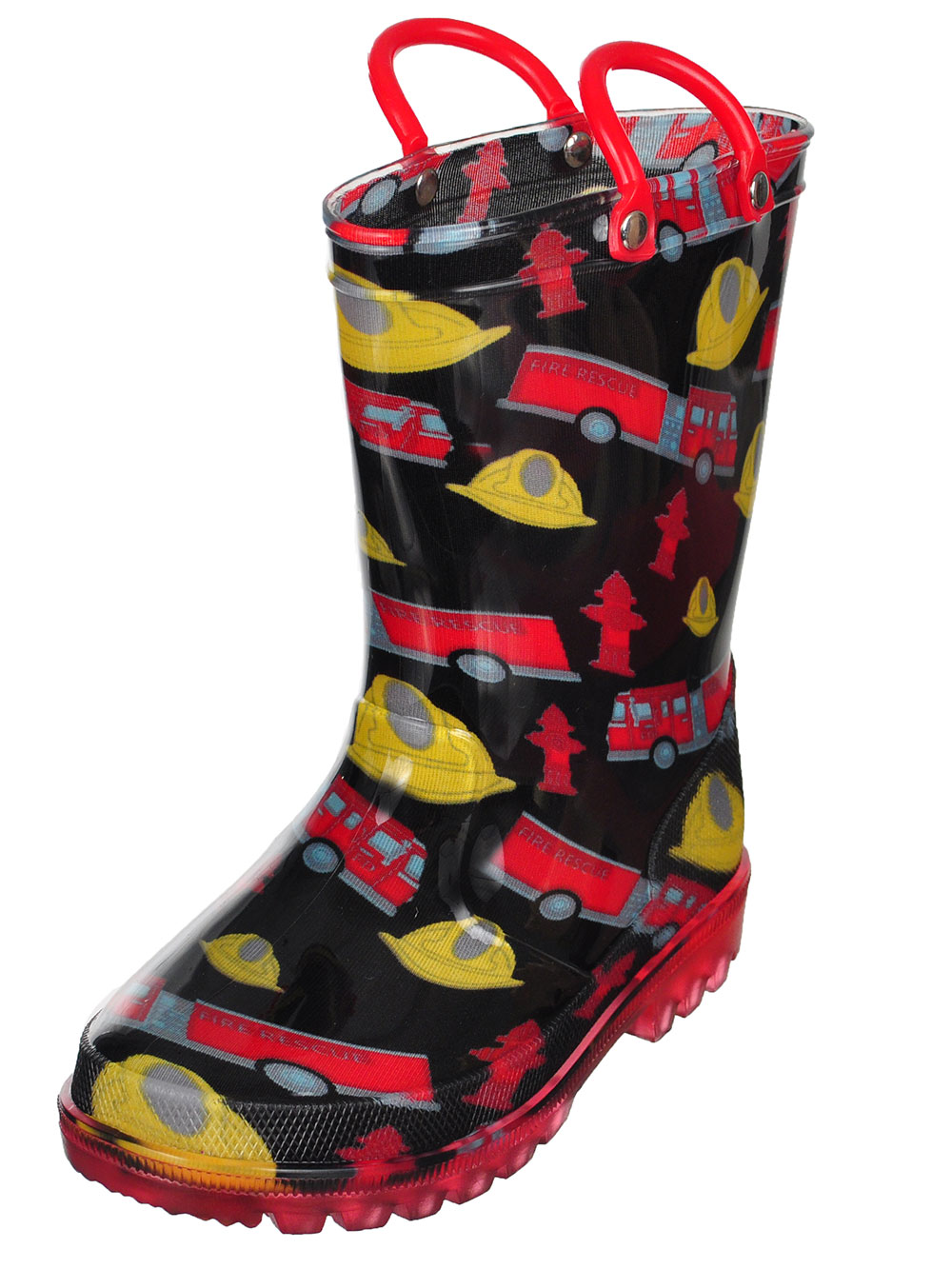 Rainboots Rubber Upper