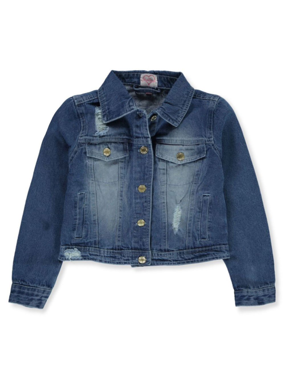 Size 12-14 Light Jackets for Girls