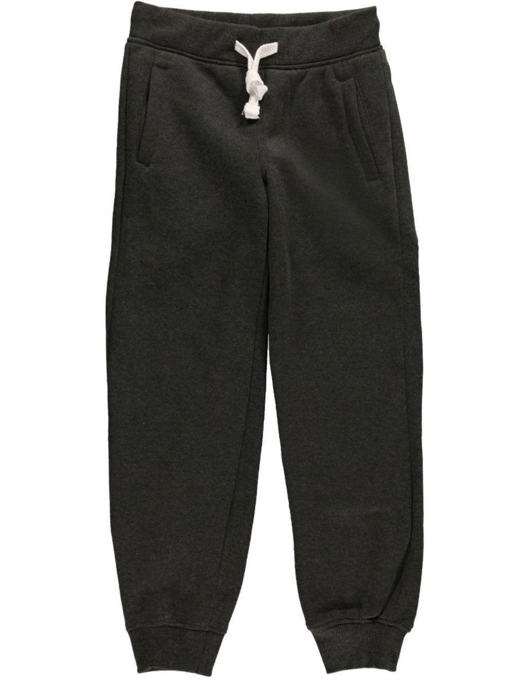 Boys Charcoal Gray Sweatpants