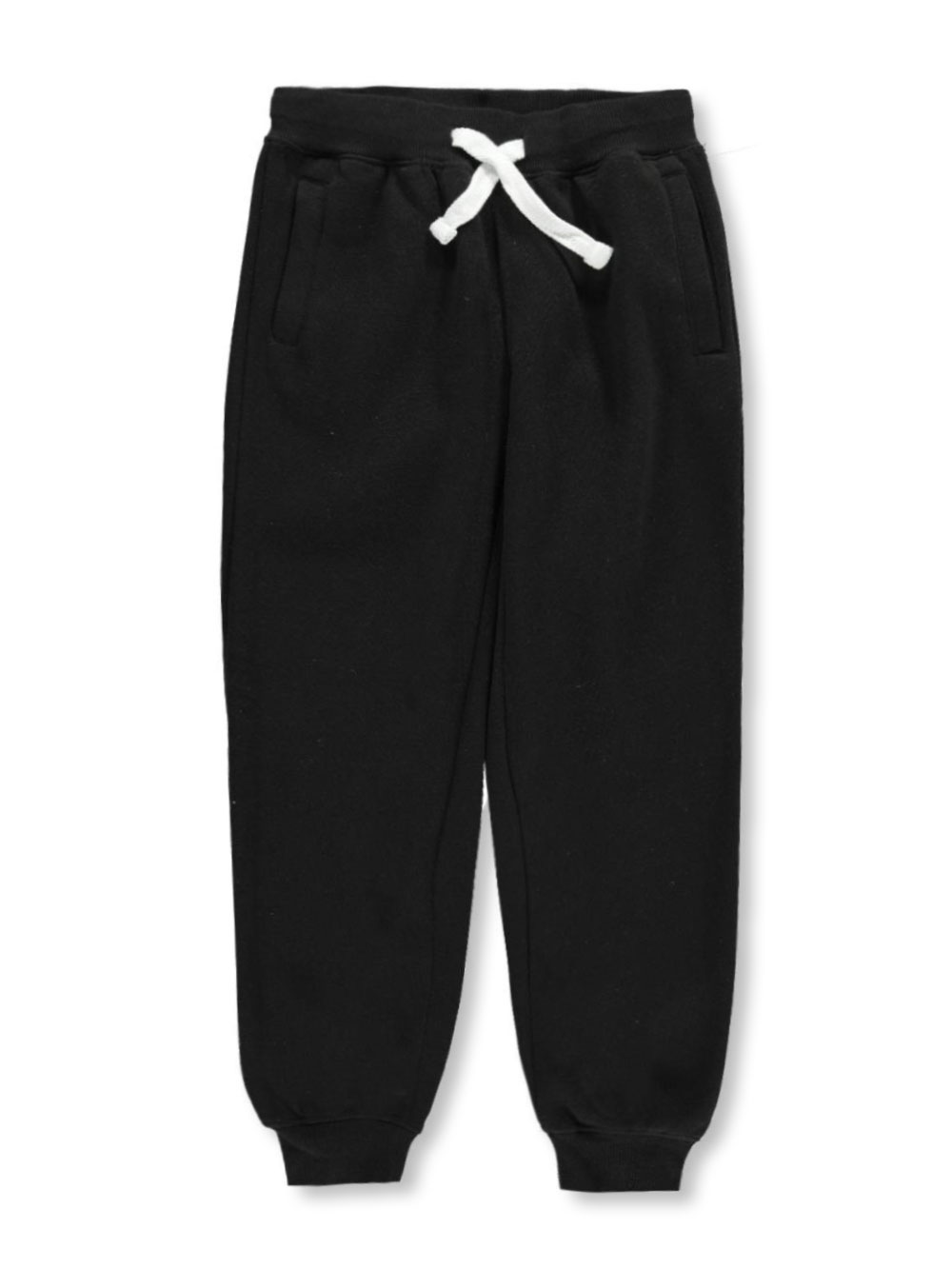 Big Boys' Drawstring Basic Joggers