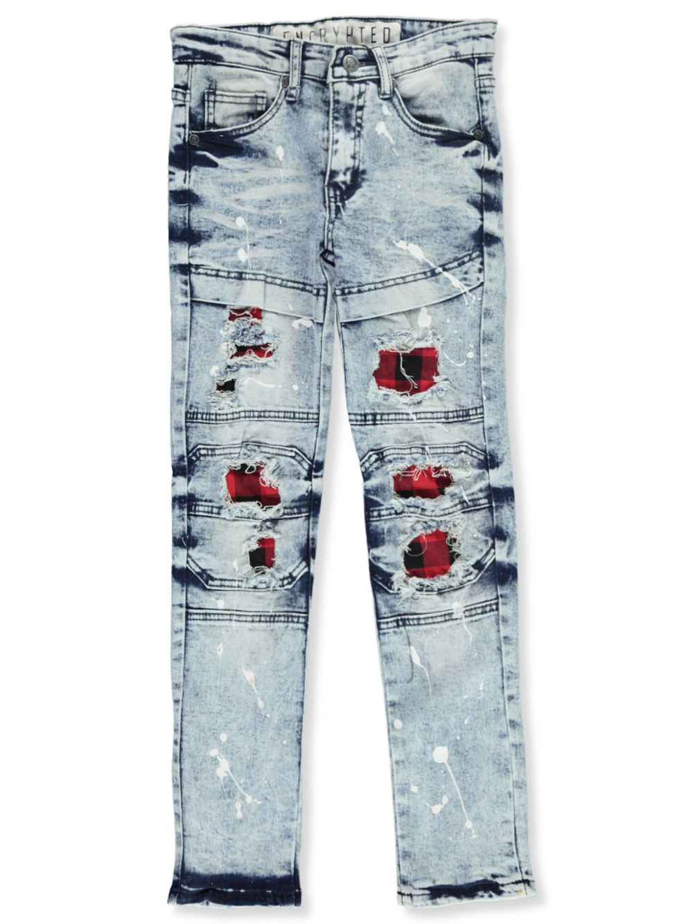 Boys' Rip Patch Jeans