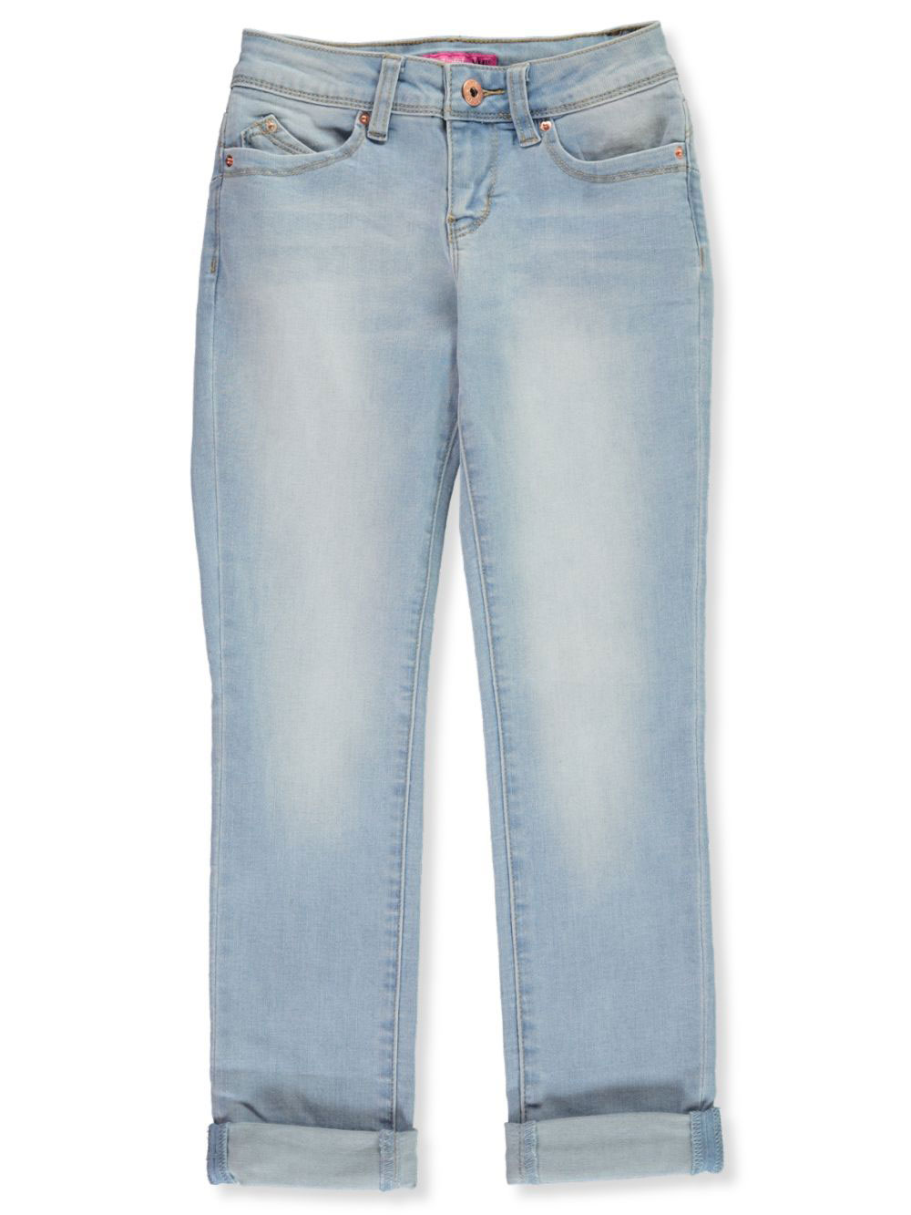 Girls Light Blue Jeans